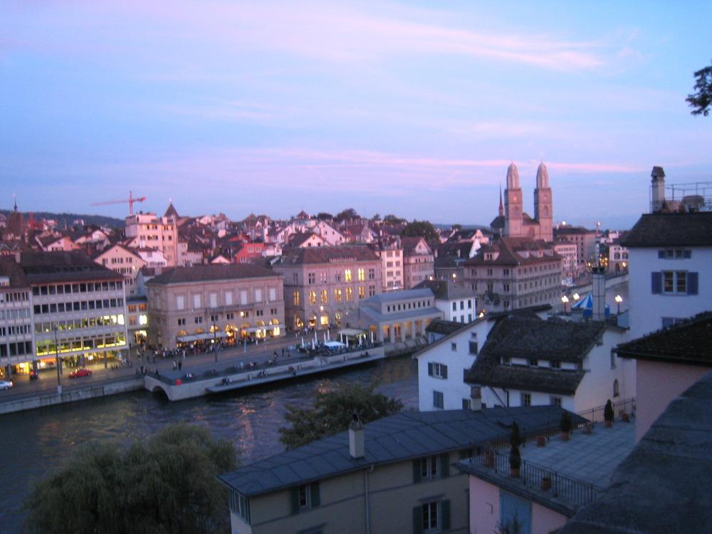 Zurich_sunset_1