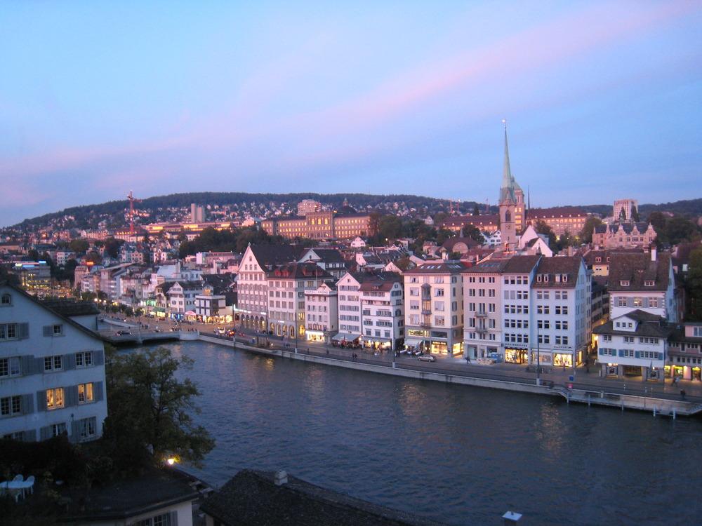 Zurich_sunset_2