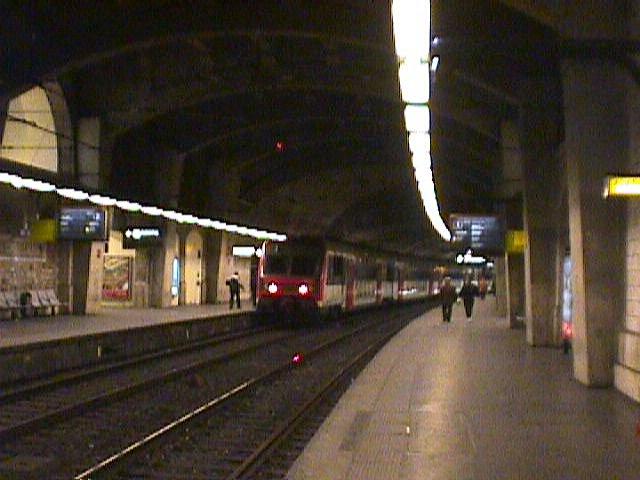 BOU-Train