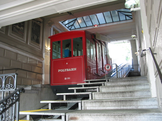 Funiculaire Polybahn_21