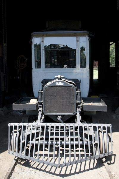 Hetch Hetchy Railcar