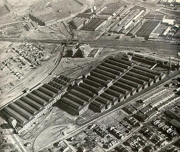 Baldwin usines d'Eddystone