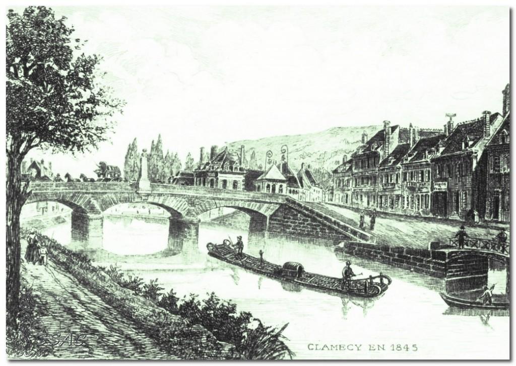 Flottage 1845